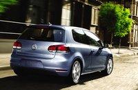 2011 Volkswagen Golf, Back quarter view. , exterior, manufacturer