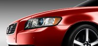 2011 Volvo S40, Close-up of the hood. , exterior, manufacturer