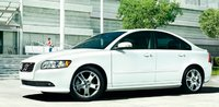 2011 Volvo S40, Front three quarter view. , manufacturer, exterior