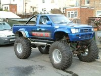 1992 Toyota Hilux Surf Picture Gallery