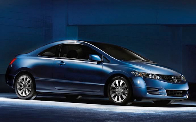 2010 Honda Civic Coupe Price Analysis