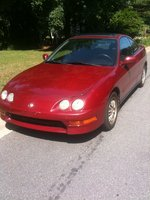 Picture of 2001 Acura Integra LS Hatchback, exterior