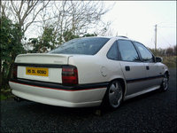 1995 Vauxhall Cavalier Picture Gallery