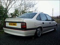 1995 Vauxhall Cavalier Overview