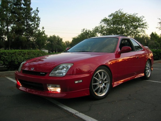 1998 Honda Prelude 2 Dr Std Coupe Yes Absolutely Exterior