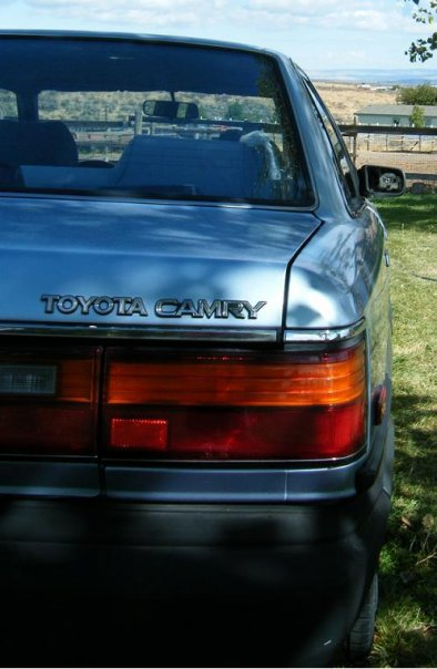 2011 Toyota Camry Le Sedan. 1987 Toyota Camry LE Sedan