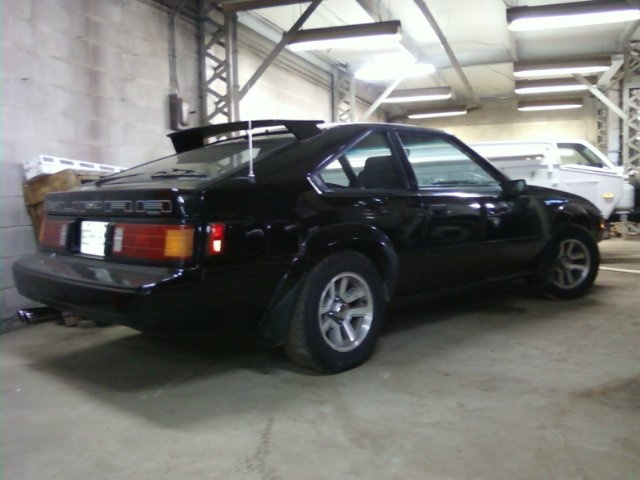 Picture of 1984 Toyota Celica