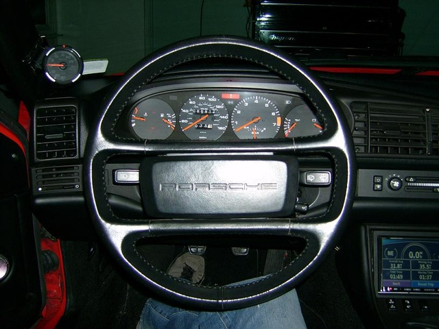 Beautiful Picture Of 1986 Porsche 944, Interior, Gallery_worthy Good Ideas