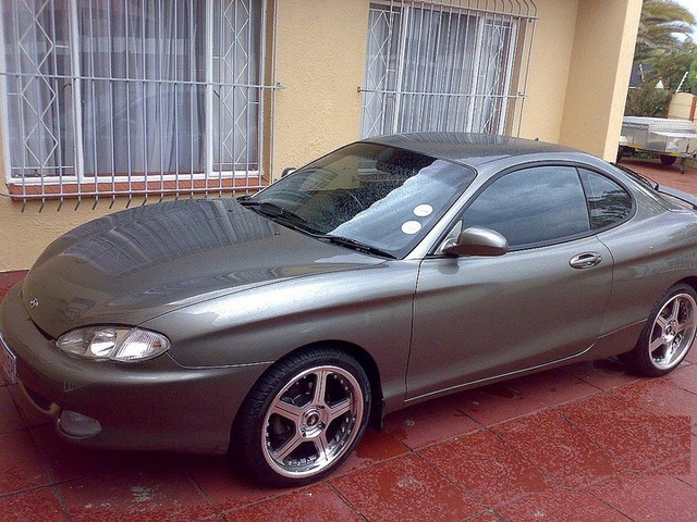 Picture of 1998 Hyundai Tiburon FX FWD, exterior, gallery_worthy