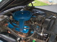 Picture of 1967 Ford Thunderbird, engine