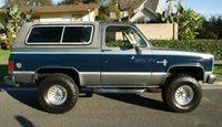 Picture of 1987 Chevrolet Blazer, exterior