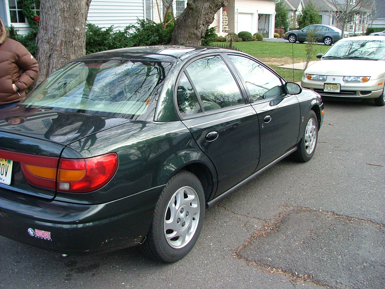 2000 Saturn L-series - Overview