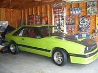 1984 Mercury Capri Picture Gallery