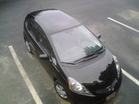 2009 Honda Fit Base picture, exterior