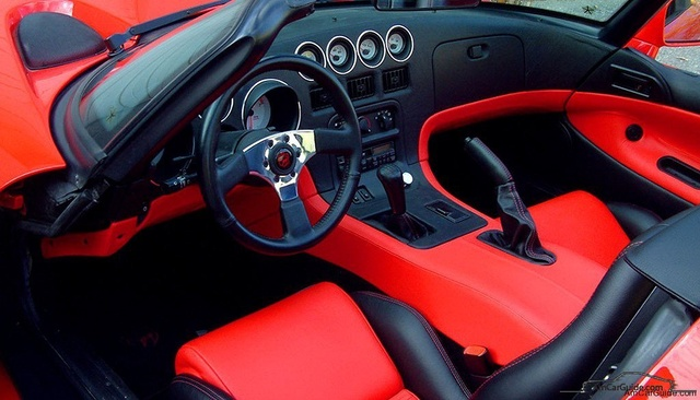 Amazing Picture Of 1992 Dodge Viper 2 Dr RT/10 Convertible, Interior, Gallery_worthy