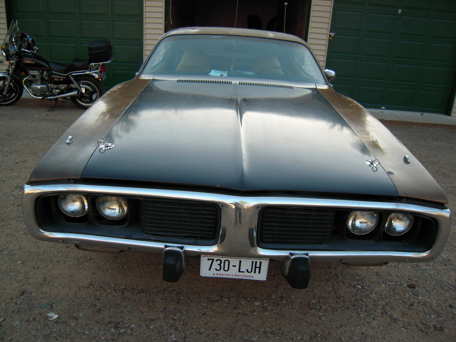 1973 Dodge Charger picture, exterior