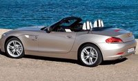 2010 BMW Z4, Back quarter view. , manufacturer, exterior, interior