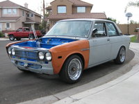 1973 Datsun 510 Picture Gallery