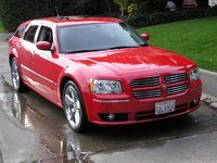 2008 Dodge Magnum R/T, Built on the last day of production, exterior