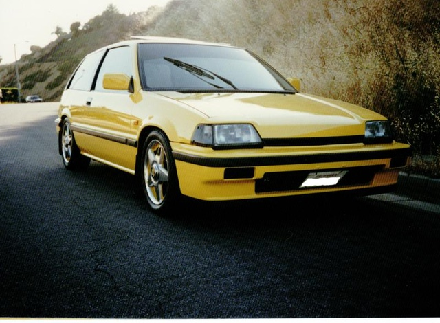 Picture of 1987 Honda Civic S Hatchback, exterior