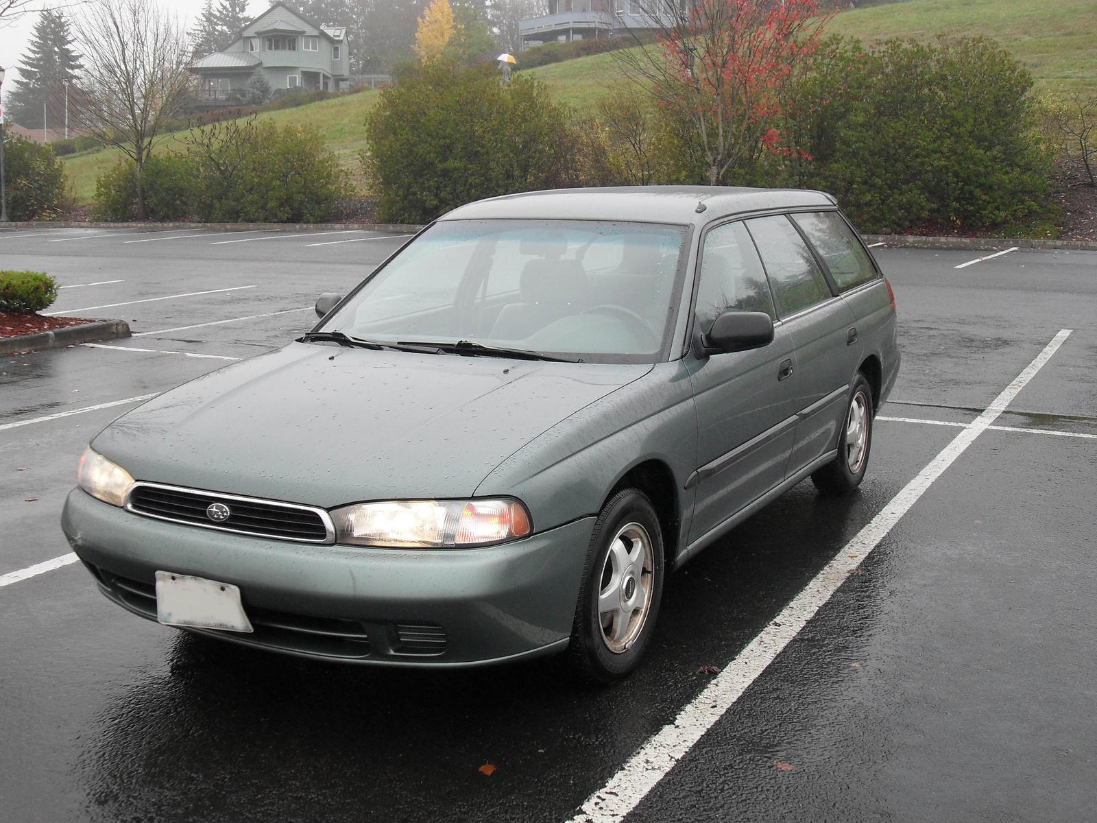 1996 Subaru Legacy - Exterior Pictures - CarGurus   1996 Subaru Legacy
