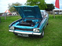 Picture of 1971 Ford Capri, exterior, engine, gallery_worthy