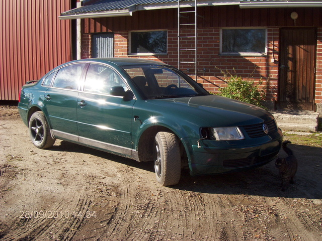 Picture of 1997 Volkswagen Passat