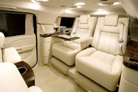 Picture of 2011 Cadillac Escalade ESV Luxury, interior
