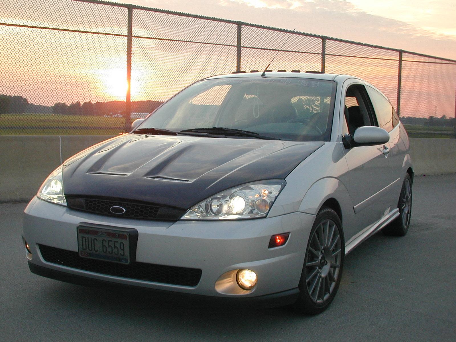 2003 Ford Focus Svt Pictures Cargurus
