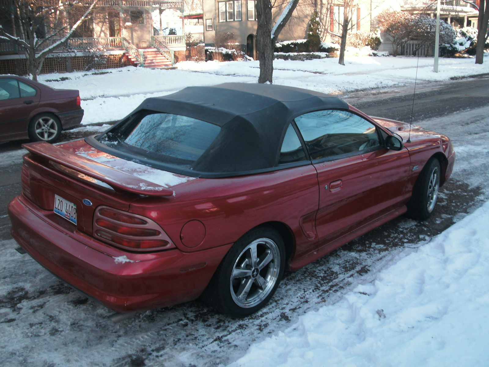 Picture of 1994 Ford Mustang GT Convertible, exterior