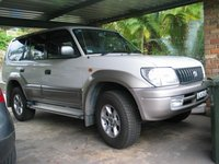 2002 Toyota Land Cruiser Prado Overview