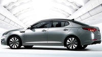 2011 Kia Optima Picture Gallery
