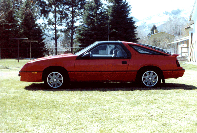 Picture of 1986 Chrysler Laser