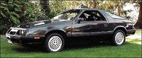 Picture of 1984 Chrysler Laser, exterior, gallery_worthy