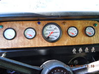 Picture of 1954 Dodge Power Wagon, interior