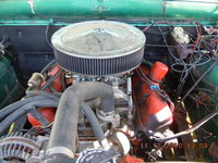 1954 Dodge Power Wagon picture, engine