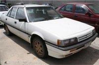 1987 Mitsubishi Magna Overview
