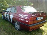 1998 Alfa Romeo 155 Overview