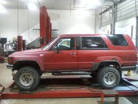 1986 Toyota 4Runner Overview