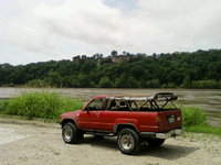 1986 Toyota 4Runner, Eagle bluffs, an old faded soft top 4 Runner.....beauty in motion., exterior, gallery_worthy
