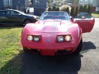 Picture of 1975 Chevrolet Corvette Convertible, exterior, gallery_worthy