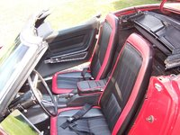 Picture of 1975 Chevrolet Corvette Convertible, interior, gallery_worthy