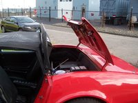 Picture of 1975 Chevrolet Corvette Convertible, engine, gallery_worthy