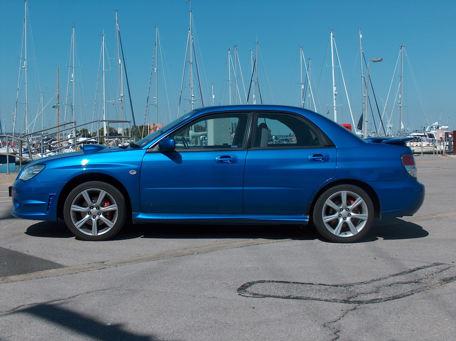 2007 Subaru Impreza Exterior Pictures Cargurus