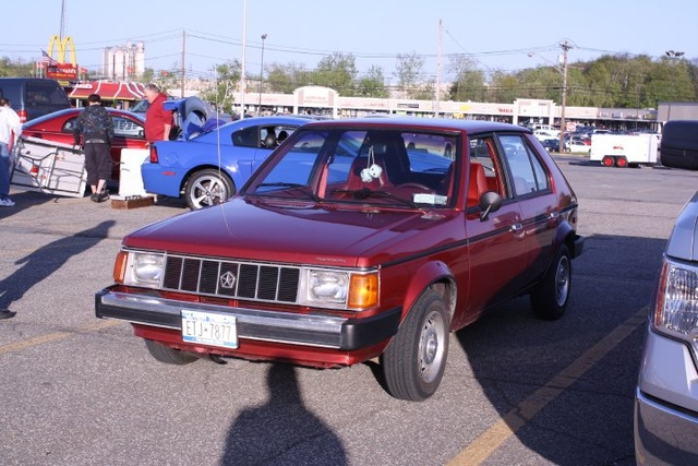 1989 Plymouth Horizon Overview Cargurus