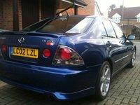 2002 Lexus IS 200t Overview