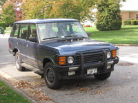 1993 Land Rover Range Rover Overview