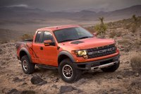 2010 Ford F-150 SVT Raptor SuperCab 5.5ft Bed 4WD picture, exterior