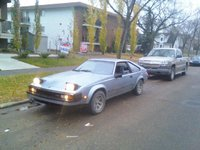 1982 Toyota Supra 2 dr Hatchback P-Type, new car, exterior