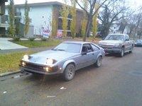 1982 Toyota Supra 2 dr liftback P-type, new car, exterior